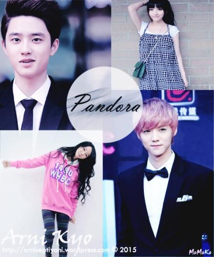 Pandora - Poster 1