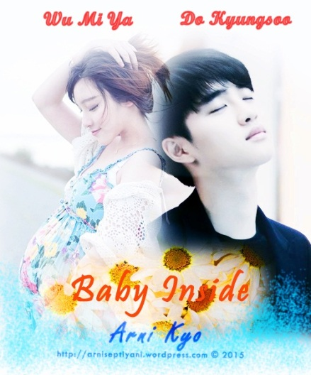 Baby Inside - Poster