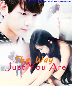 The Way Just You Are (Miya) - Poster