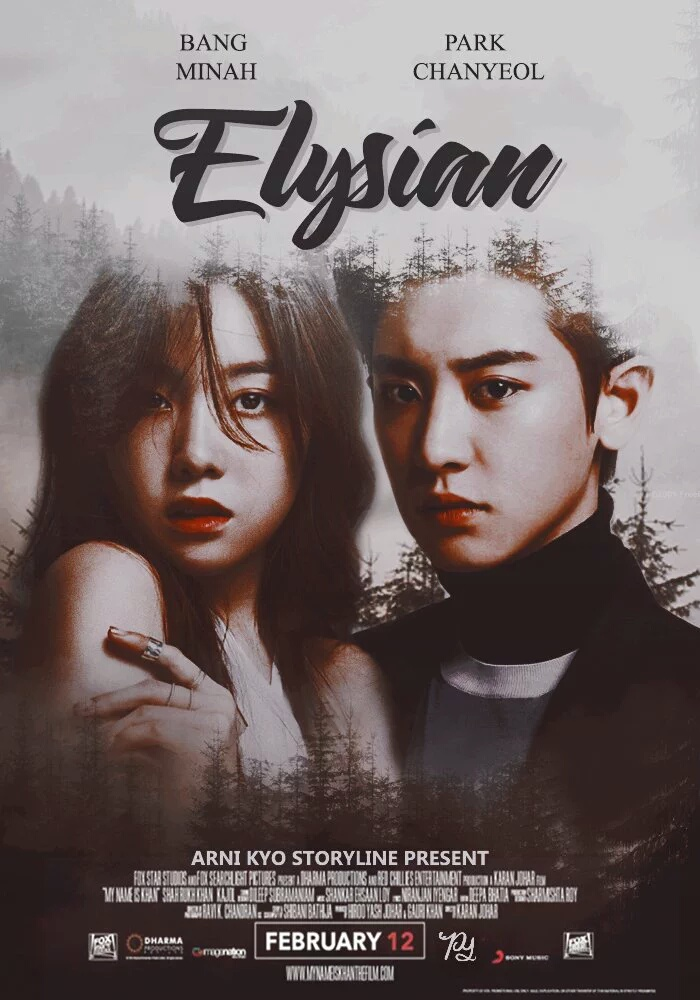 Elysian Poster by HDRP