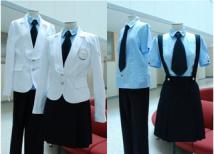 Seragam Sekolah mereka nih ^^